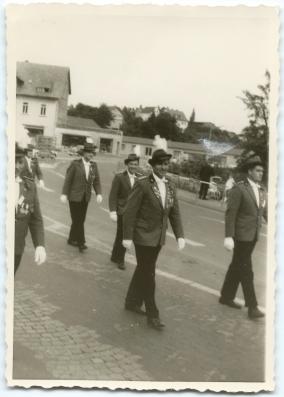 Schützenfest in Montabaur 1963, Schützengesellschaft Montabaur