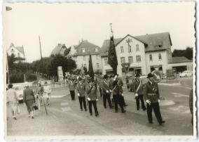 Schützenfest in Montabaur 1963, Schützenverein Dierdorf