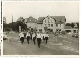 Schützenfest in Montabaur 1963, Festzug