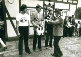 Manfred Pawlik, Jungschuetzenkönig 1979