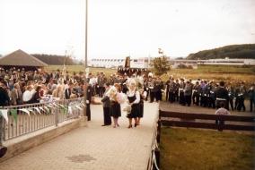 Schützenfest im September 1986