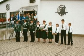 Schützenfest 1988, Proklamation
