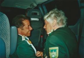 Schützenfest in Montabaur 2002