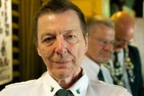 Schützenkönig 2018: Dietmar Wolf