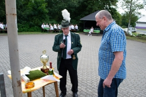 Andreas Korbach, Bürgerschützenkönig 2019