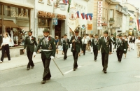 Parade durch Montabaur