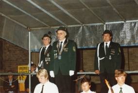 25jähriges Vereinsjubiläum 1982