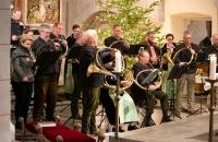 Hubertusmesse in der Pfarrkirche St. Peter in Ketten, Montabaur im Januar 2020