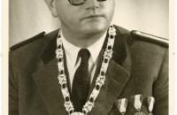 Werner Flach, Schützenkönig 1958