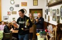 Neujahrsschießen 2020: Tobias Hein, Sieger Wanderpokal