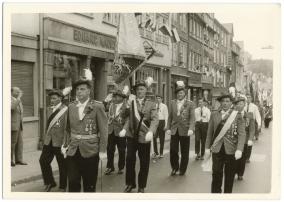 Schützenparade