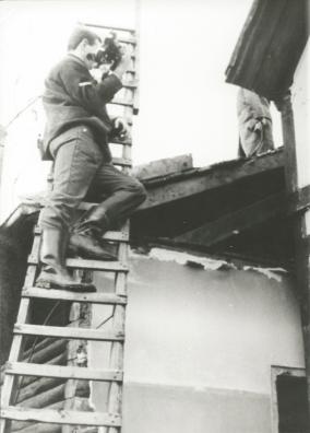 Streicharbeiten 1982 oder Bild von 1966