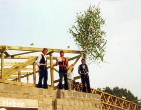 Richtfest 1983