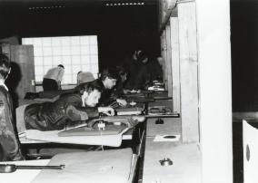 Wettkampf: Bundeswehr - Polizei - Jäger - Schützen