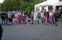 Einige der Teilnehmer