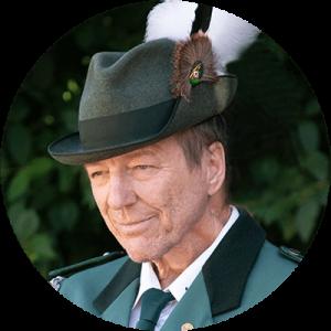 Dietmar Wolf - stellvertrender Schiessleiter und Standwart_r